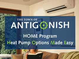 The Home Program Heat Pump Options Made Easy